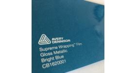 Gloss Metallic Bright Blue - CB1620001