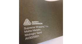 Midnight Sand Matte Metallic - AV3020001